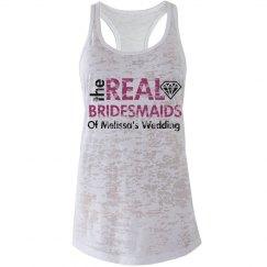 The Real Bridesmaids Pink