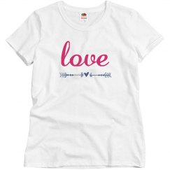 Love Bachelorette Party Tee