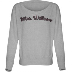 Mrs. Williams Tee