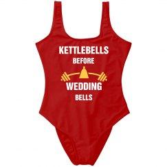 KettleBells Before Wedding Bells Bikini