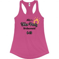 Hen Party Tanks