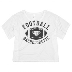 Football Bachelorette Top