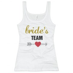 Bride's Team Tank Top