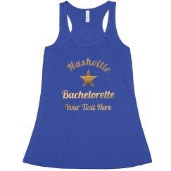 Gold Nashville Bachelorette