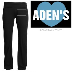 Aden's Bride Yoga Pants