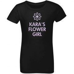Kara's Flower Girl