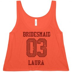 Bridesmaid Team Tank