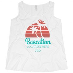 Custom Bachelorette Baecation