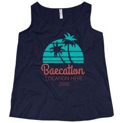 Custom Baecation Bachelorette