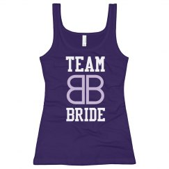 Team Miller Bride Logo