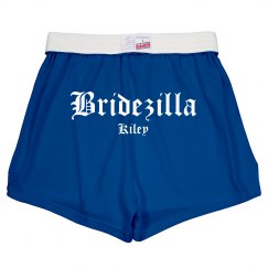 Bridezilla Shorts