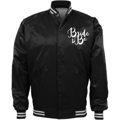 Bride To Be Trendy Bomber For Bachelorette Parties