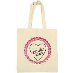 Bridesmaid Tote bag