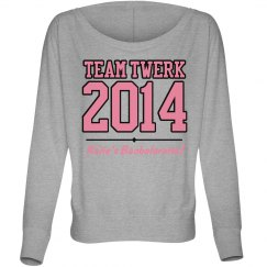 Team Twerk Bachelorette