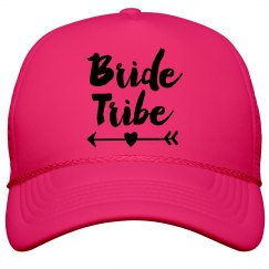 Bride Tribe Hat for bachelorette Parties