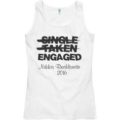 BRIDE ENGAGED