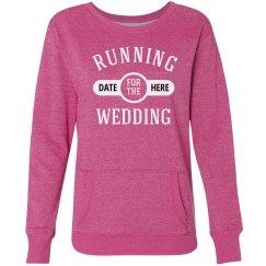Running For Wedding