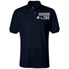 Groom 2be Chain Polo