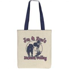 Hawaiian Wedding Bag