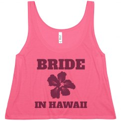 Bright Hawaiian Bride