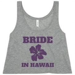 Bright Hawaiian Bride