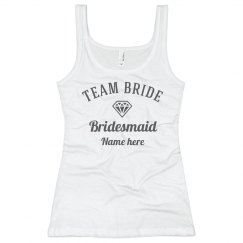 Custom Team Bride