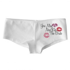 Kiss The Bride Undies