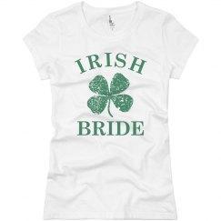 e53bb56c Irish Bride to Be · Irish Bride to Be. $22.97 $9.97. Ladies Slim Fit Basic  Promo Jersey Tee
