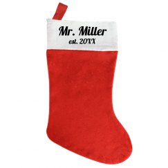 Mr. Miller Holiday