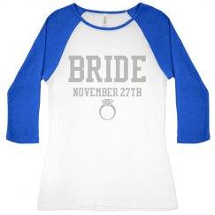Team Bride November
