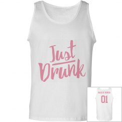 Just Drunk: Maid of Honor