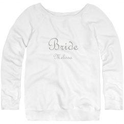 Bride Wide Neck