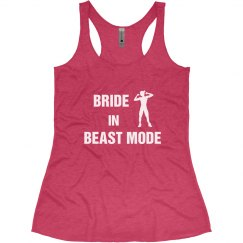 Bride in Beast Mode