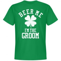 St. Patrick's Irish Groom Beer