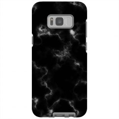 Black Marble Galaxy Plus