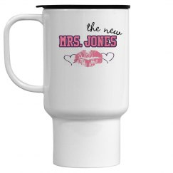 The New Mrs. Jones
