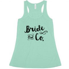 Bride and Company Tank Top