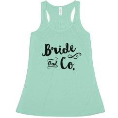 Bride and Company Tank Top