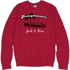Honeymooners Sweatshirt