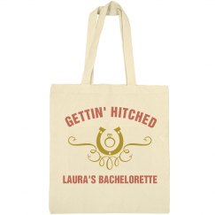 Getting Hitched Bachelorette Tote