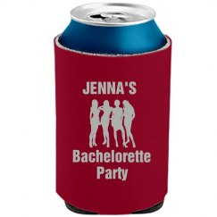 Bachelorette Party Koozie