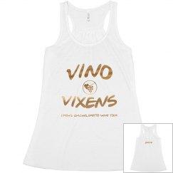 Vino Vixen Bride Tank