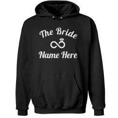 Bride To Be Custom Name