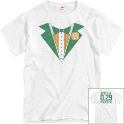 St. Patrick's Day Irish Bachelor