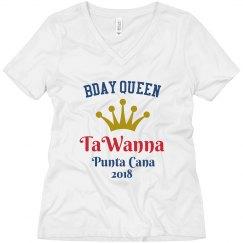 BDay Queen Tee