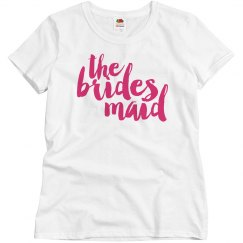 The Bridesmaid Script