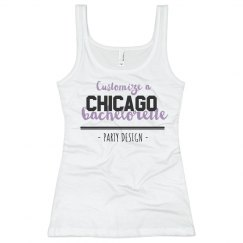 Custom Chicago Bachelorette Tank