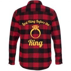 Last Fling Before Ring Shirt
