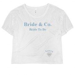 Bride & Co Tee