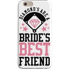 Baseball Diamonds Bride